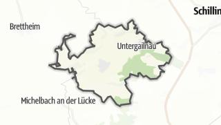 Map / Wettringen