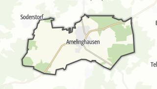 Carte / Amelinghausen