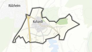 Karte / Kuhardt