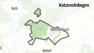Cartina / Oberfischbach