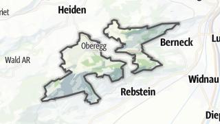 Karte / Oberegg