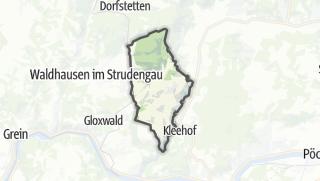 Cartina / Sankt Oswald