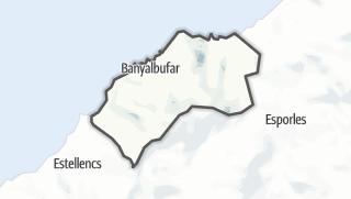 Map / Banyalbufar