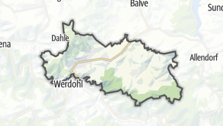 Cartina / Neuenrade