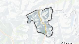 Mapa / Mesocco