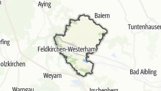 Karte / Feldkirchen-Westerham