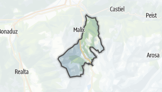 Karte / Churwalden