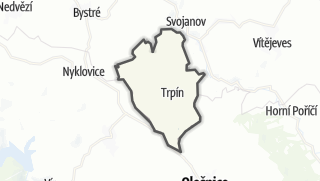Cartina / Trpín