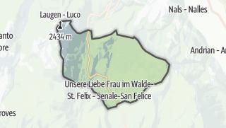 Karte / U.L.Frau i.W.-St. Felix