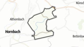 Karte / Dietrichingen