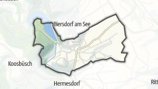 Karte / Wiersdorf