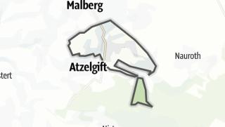 Mapa / Luckenbach