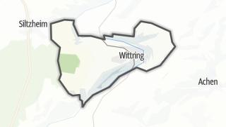Mapa / Wittring