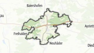 Map / Zusmarshausen