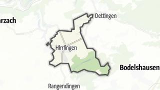 Mapa / Hirrlingen