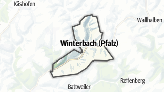 Karte / Winterbach (Pfalz)