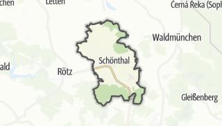 מפה / Schönthal