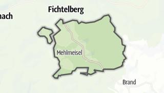 Cartina / Mehlmeisel