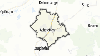 Karte / Achstetten