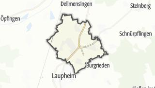 地图 / Achstetten