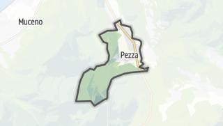 Mapa / Mesenzana
