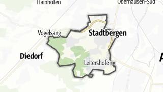 Karte / Stadtbergen