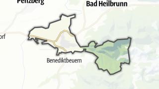 Karte / Bichl