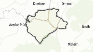 地图 / Roth bei Prüm