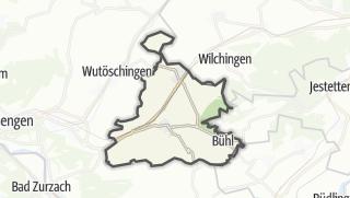 Mapa / Klettgau