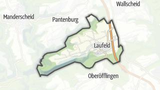 Mapa / Laufeld
