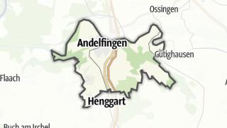 Kart / Andelfingen