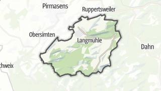 Karte / Lemberg