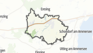 Mapa / Windach