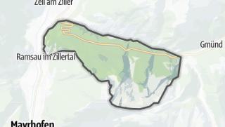 Mapa / Hainzenberg