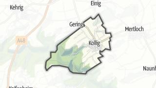 Cartina / Kollig
