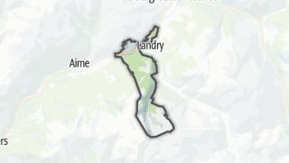 Mapa / Bellentre