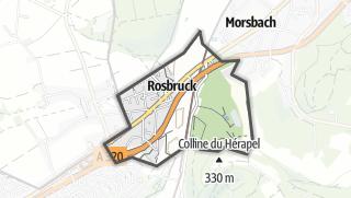 Mapa / Rosbruck