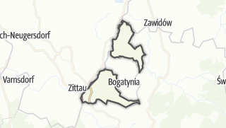 地图 / Bogatynia gmina