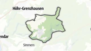 Cartina / Hillscheid