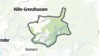 Mapa / Hillscheid