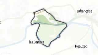 Карта / Lizac