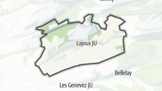 Mapa / Lajoux (JU)
