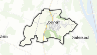 Cartina / Obenheim