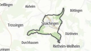 Mapa / Spaichingen