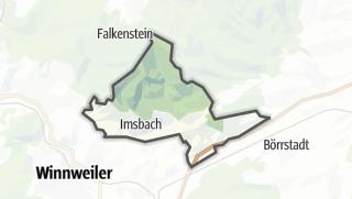 Cartina / Imsbach