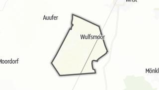 地图 / Wulfsmoor