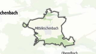 Map / Mitteleschenbach