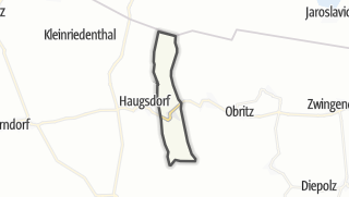 Cartina / Alberndorf in Pulkautal