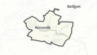Карта / Mansonville