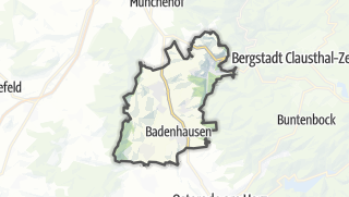 Cartina / Bad Grund (Harz)